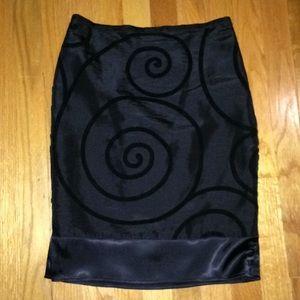 Kay Oss Original Short Skirt